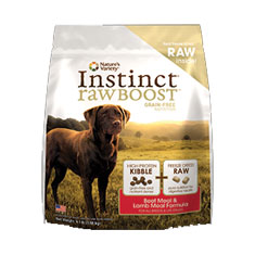 Natures Variety Instinct Raw Boost Beef and Lamb Dry Food