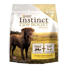 Natures Variety Instinct Raw Boost Chicken Dry Food