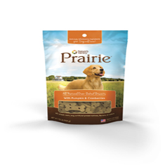 Natures Variety Prarie All Natural Oven Baked Biscuits With Pumpkin and Cramberries