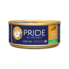 Natures Variety Pride by Instinct Flaked Champs Chicken Canned Cat Food