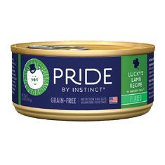 Natures Variety Pride by Instinct Flaked Luckys Lamb Canned Cat Food