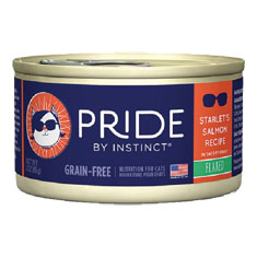 Natures Variety Pride by Instinct Flaked Starlets Salmon Canned Cat Food