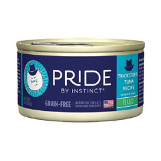 Natures Variety Pride by Instinct Flaked Tricksters Tuna Canned Cat Food