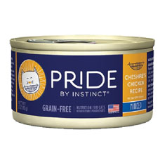 Natures Variety Pride by Instinct Minced Cheshires Chicken Canned Cat Food
