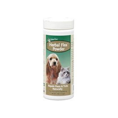 NaturVet Herbal Flea Relief Powder