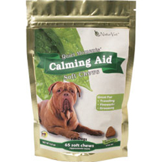 NaturVet Quiet Moments Calming Aid Soft Chews