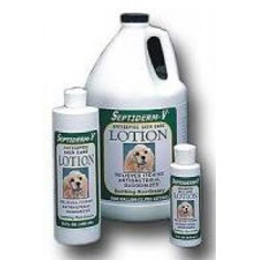 NaturVet Septiderm V Lotion