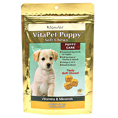 NaturVet VitaPet Puppy Soft Chews