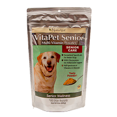 Naturvet VitaPet Senior Multi Vitamin Powder