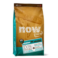 Petcurean NOW Grain Free Large Breed Senior Recipe