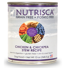 Nutrisca Chicken and Chickpea Stew