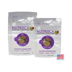Nutrisca Freeze Dried Chicken Bites