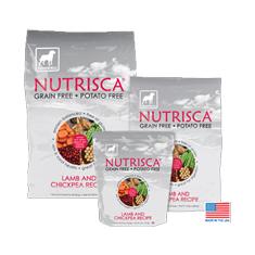 Nutrisca Grain and Potato Free Lamb Dog Food
