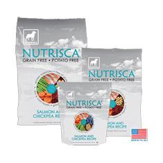 Nutrisca Grain and Potato Free Salmon Dog Food