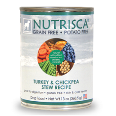 Nutrisca Turkey and Chickpea Stew