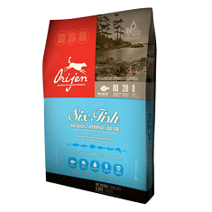 Orijen 6 Fish with Sea Vegetables 80 20 Dog Formula