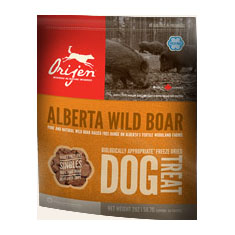 Orijen Freeze Dried Alberta Wild Boar Treats