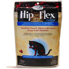 Overby Farm Hip Flex Feline Treats