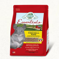 Oxbow Animal Health Essentials Chinchilla Food