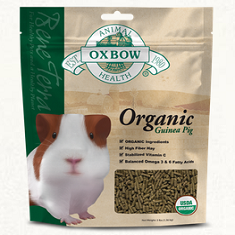Oxbow Animal Health Organic Guinea Pig