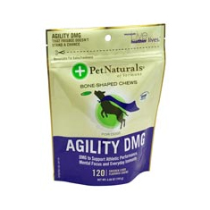 Pet Naturals of Vermont Agility DMG Chews