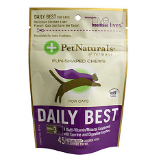 Pet Naturals of Vermont Daily Best Cat Chews