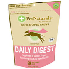 Pet Naturals of Vermont Daily Digest Chews