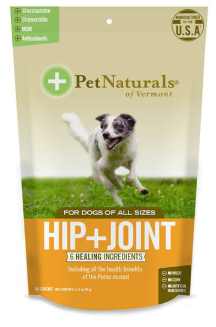Pet Naturals of Vermont Hip and Joint Chews