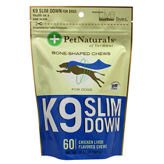 Pet Naturals of Vermont K9 Slim Down