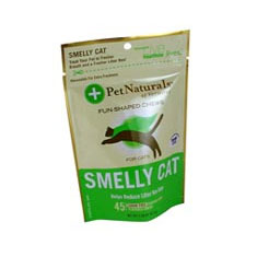 Pet Naturals of Vermont Smelly Cat Chews