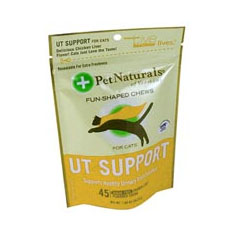 Pet Naturals of Vermont UT Support for Cat Chews