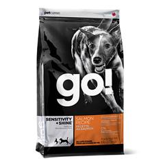 Petcurean GO Sensitivity and Shine Salmon Recipe Dry Dog Food