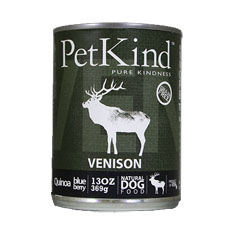 Petkind Thats It Venison Canned Dog Food
