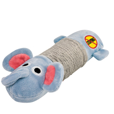 Petstages Big Squeak Elephant Dog Toy