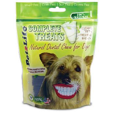 PetzLife Complete Treats Natural Dental Chew