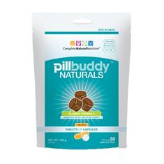 Pill Buddy Naturals Allergy Formula