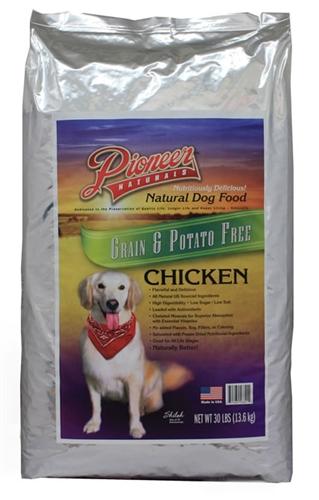 Pioneer Naturals Grain and Potato Free Chicken