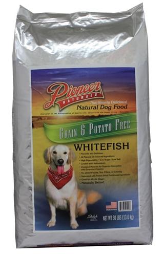 Pioneer Naturals Grain and Potato Free Whitefish