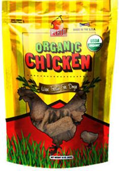 Plato Pet Treats Chicken Strips