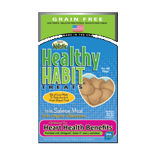Precise Healthy Habit Salmon Heart Health Treats