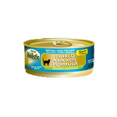 Precise Holistic Grain Free Flaked Chicken Cat cans