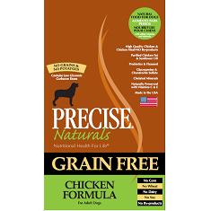 Precise Naturals Grain Free Chicken Formula