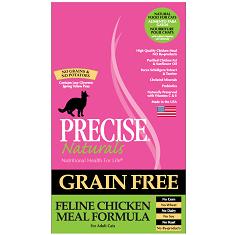 Precise Naturals Grain Free Feline Chicken Formula