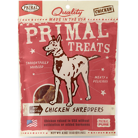 Primal Dry Roasted Chicken Shredders