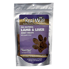 Real Meat Lamb and Liver Jerky Stix Dog Treats