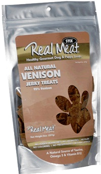 Real Meat Venison Long Strips
