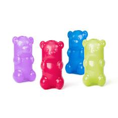 Ruff Dawg Gummy Bear Dog Toy