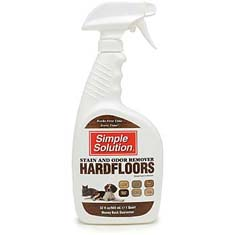 Simple Solution Stain and Odor Remover for Hardfloors
