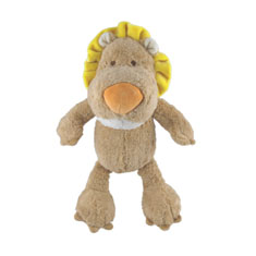 Simply Fido Leo Lion Organic Dog Toy
