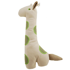 Simply Fido Natural Canvas Big Gable Giraffe